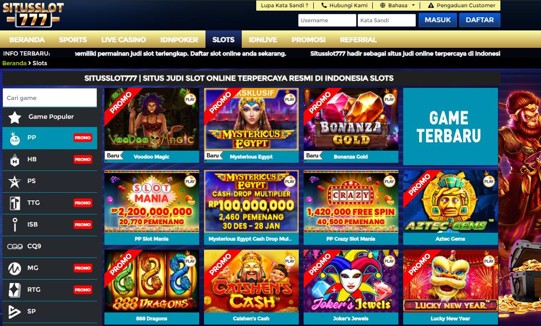 Situs Slot Unique